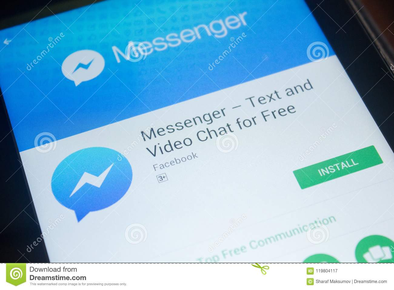 Russian chat messenger