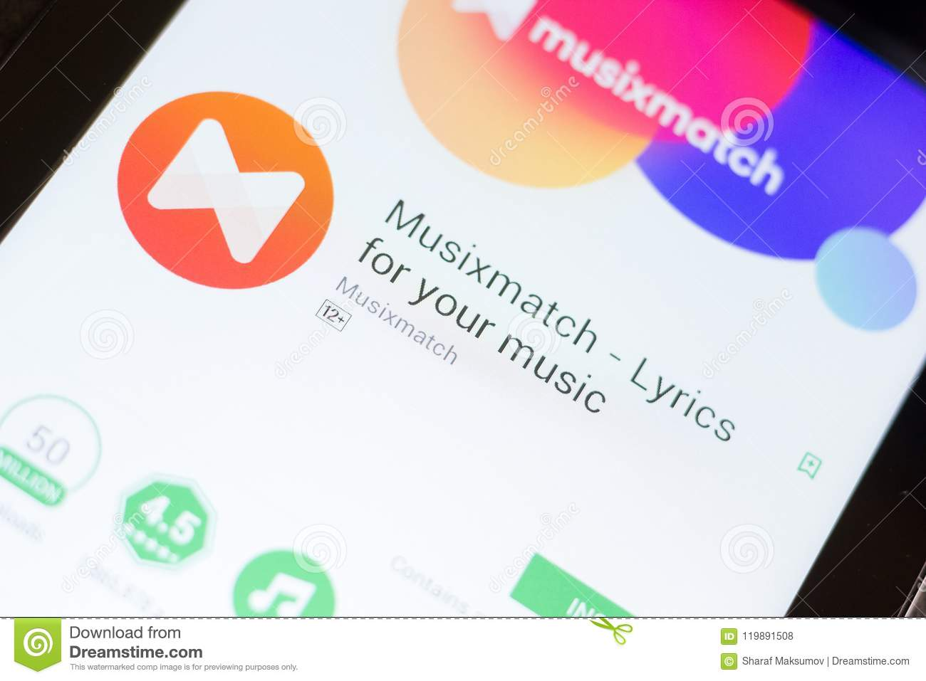 Musixmatch For Pc