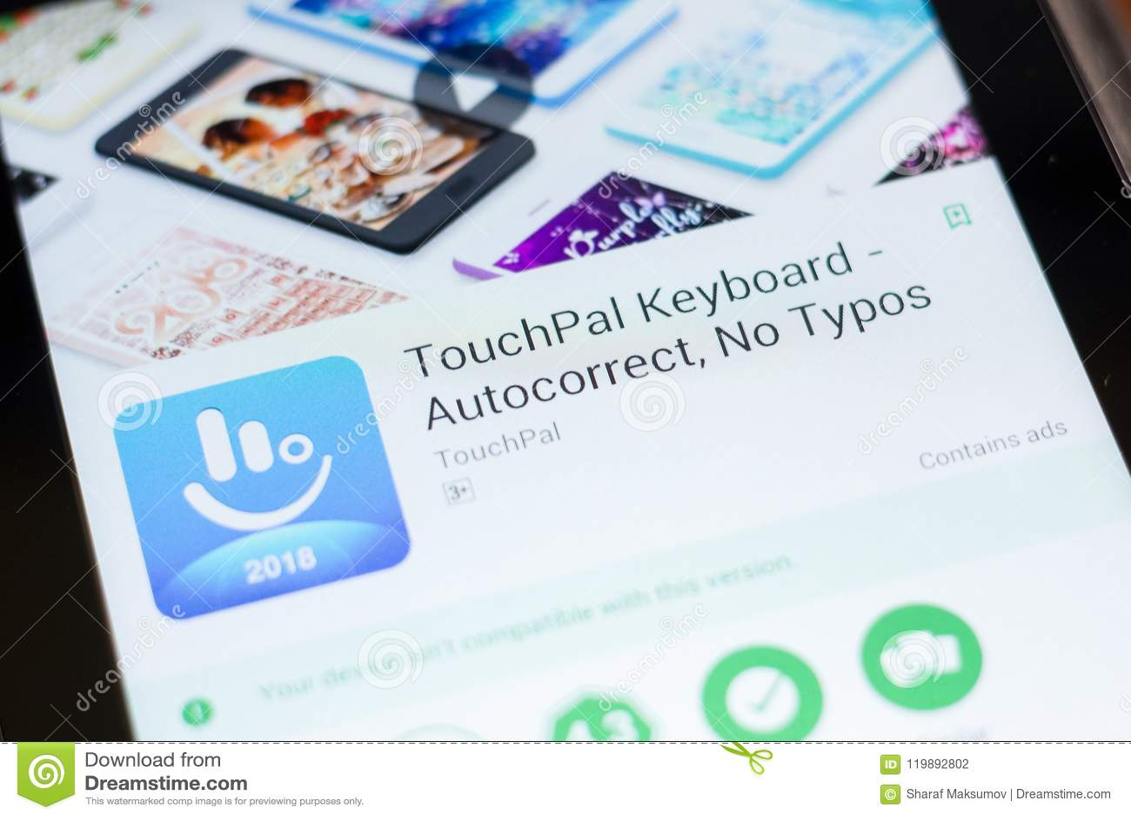 Touchpal 2019 Apk