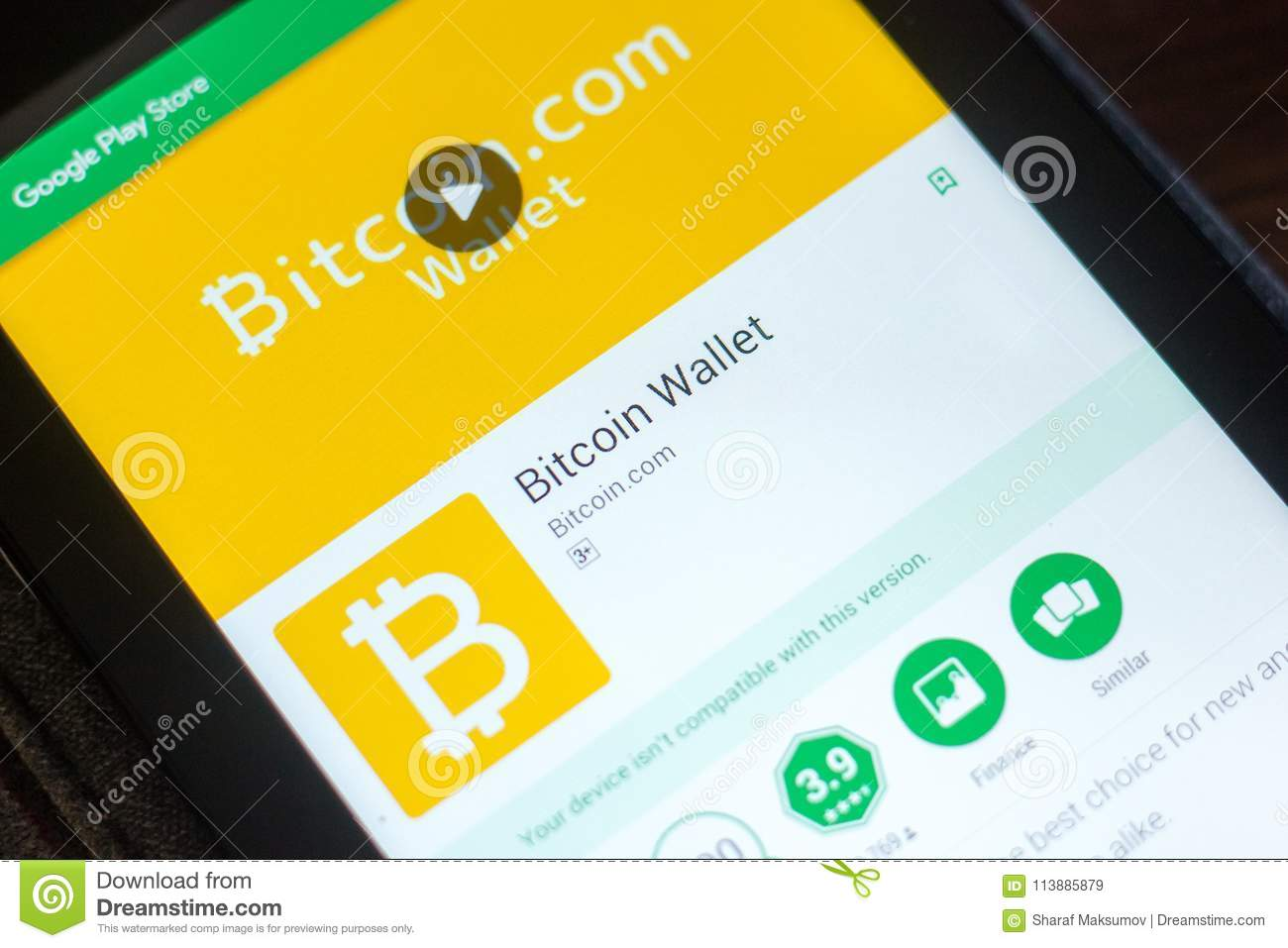 bitcoin wallet tablet