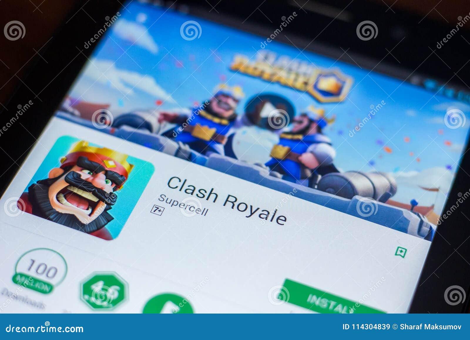 clash royale download pc 2018