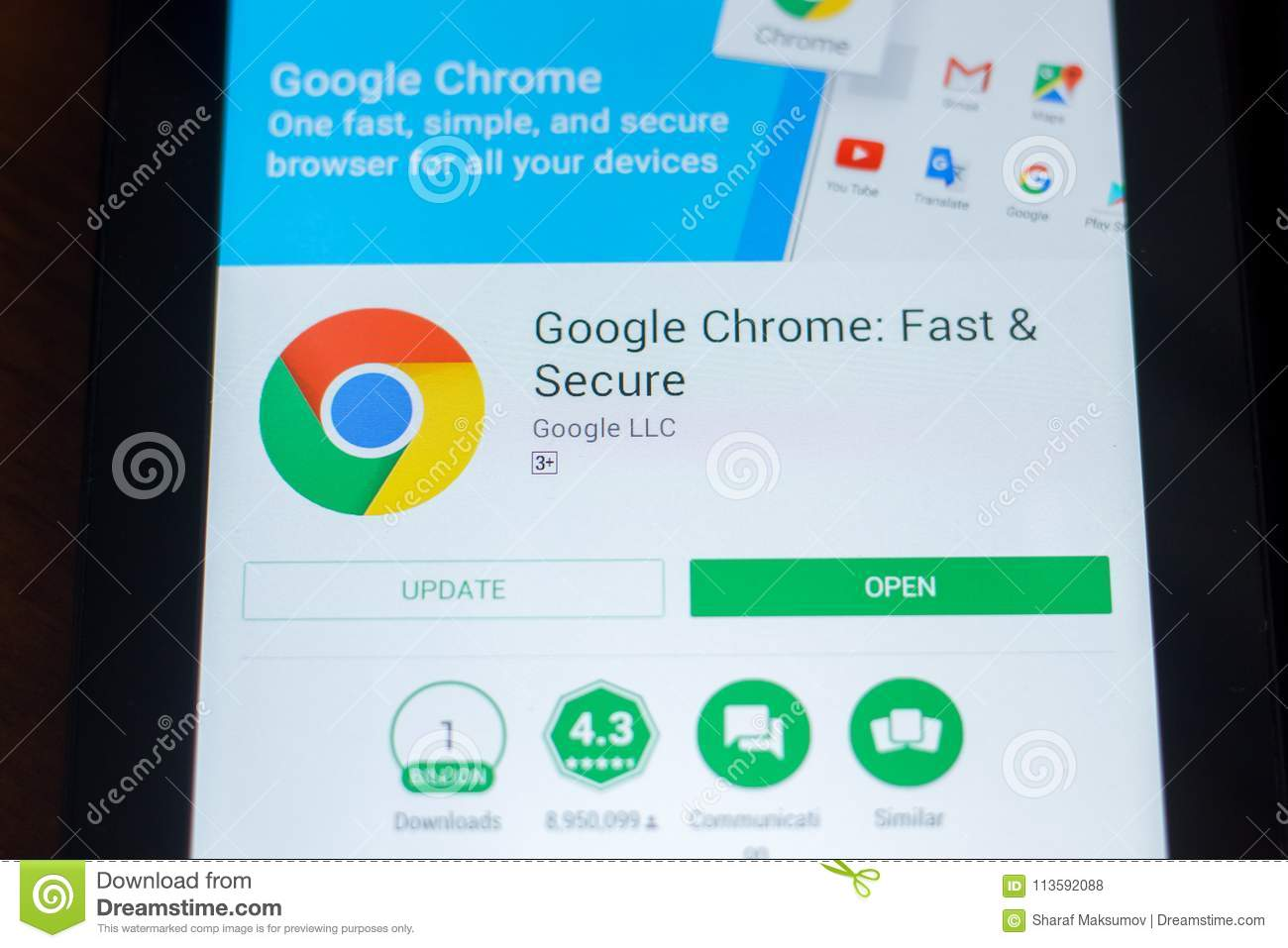 secure browser chrome download