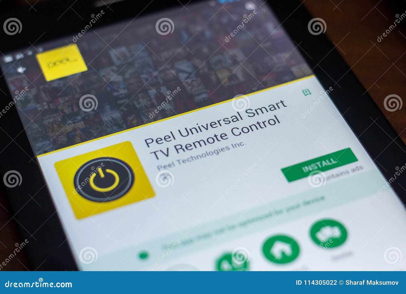 Remote Control Tv App