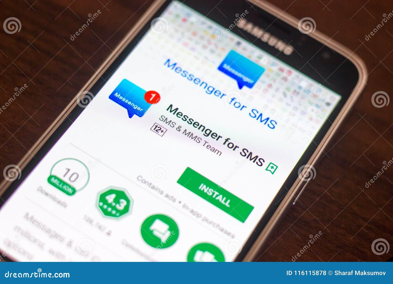 online sms app for mobile