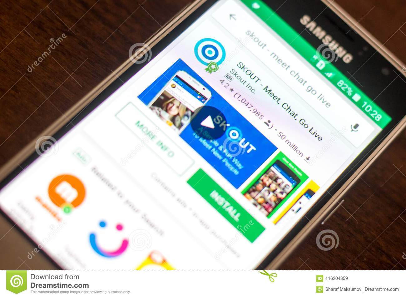 skout app for android