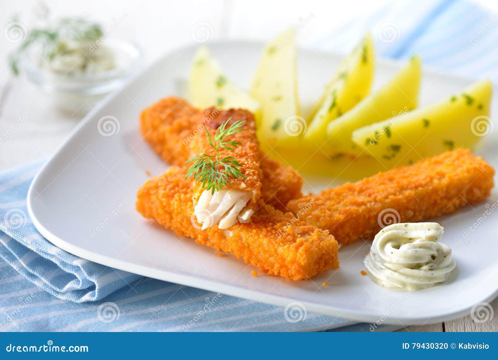 Rybi palce z grulami