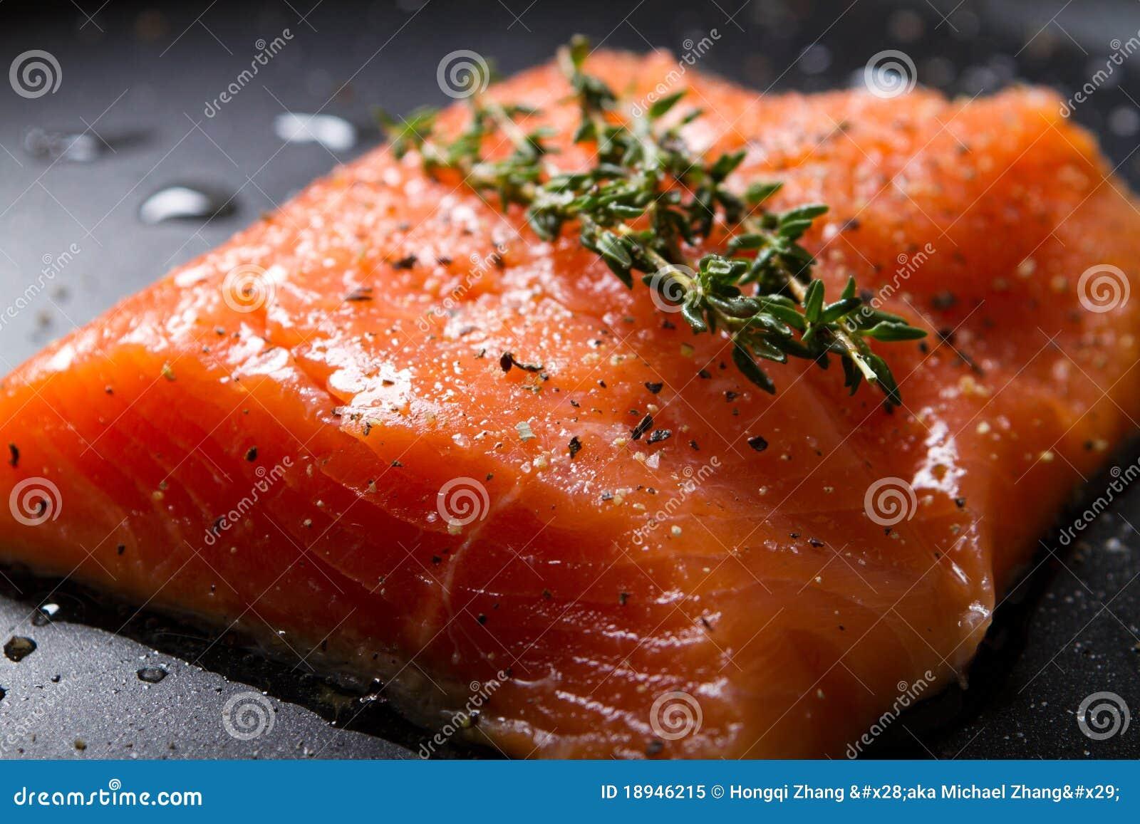 Rybi pstrąg