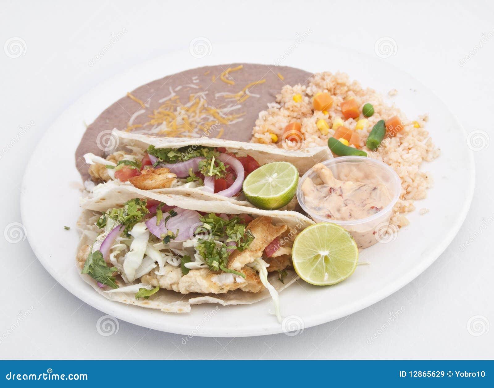 Rybi tacos