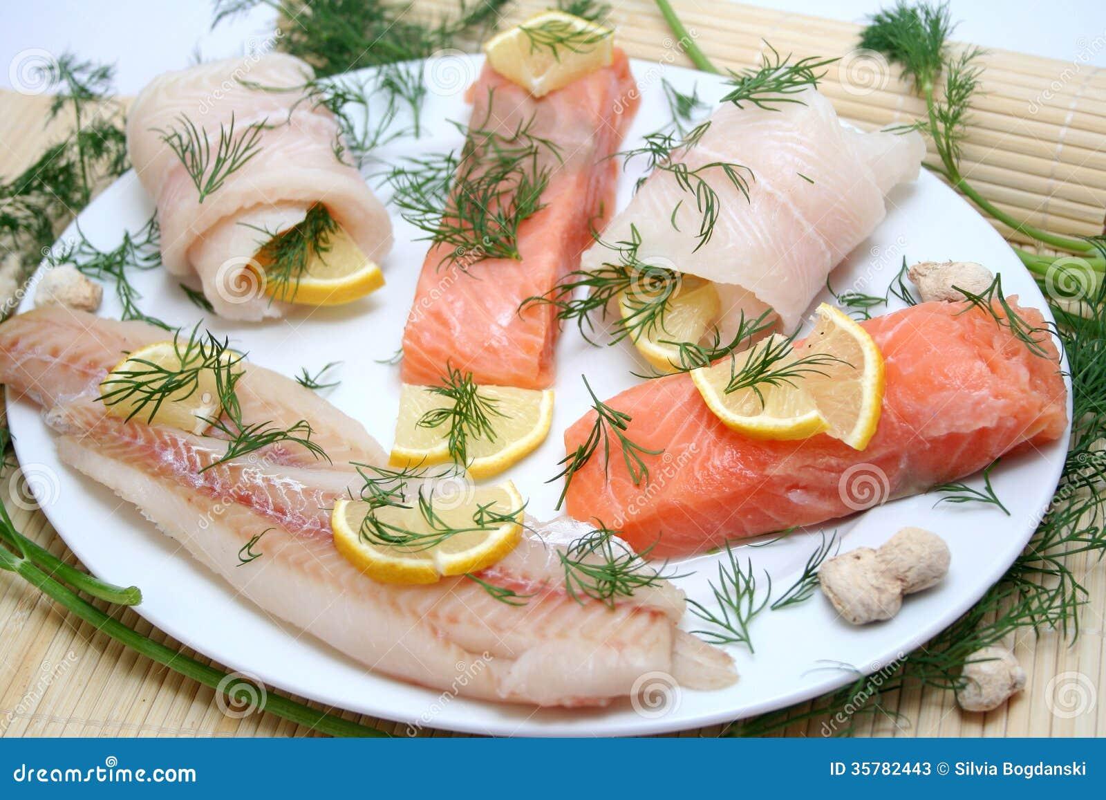 Rybi talerz
