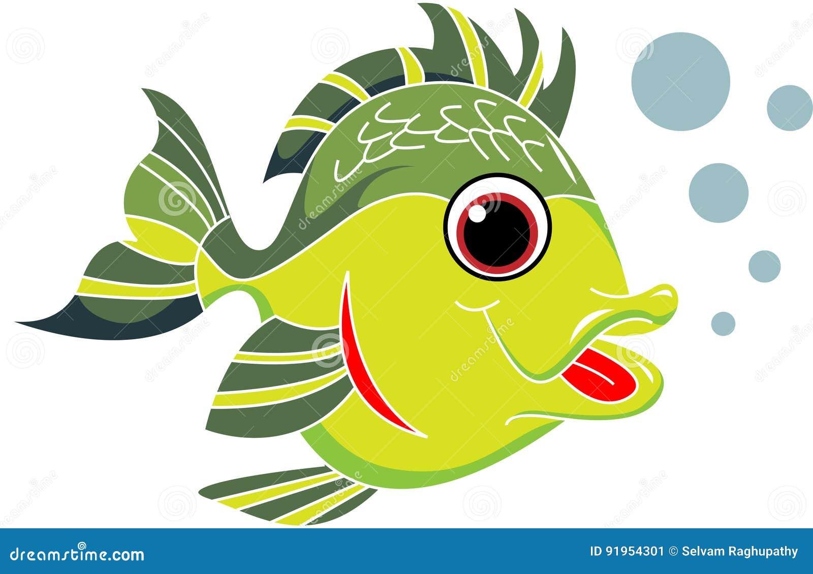 Rybia kreskówka
