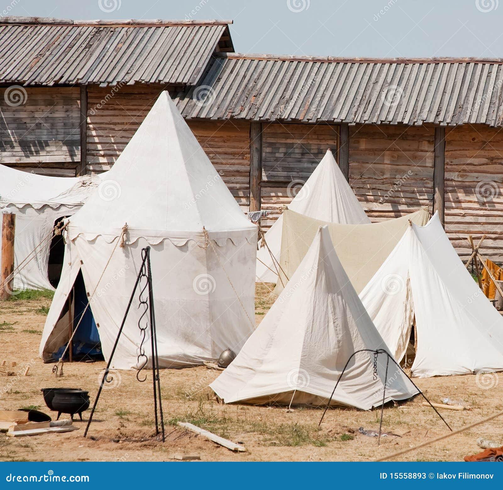 Rycerzy namioty