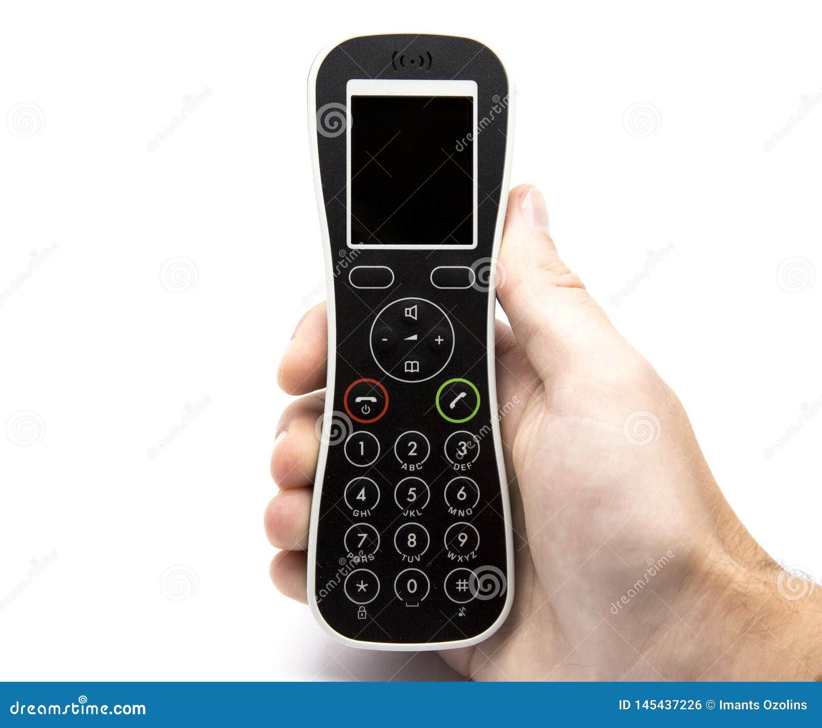 Rymma den svarta telefonen