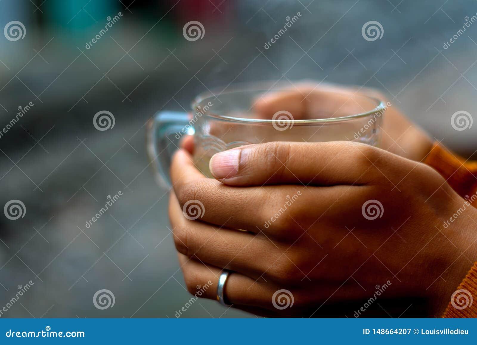 Rymma en kopp te vid st?nger