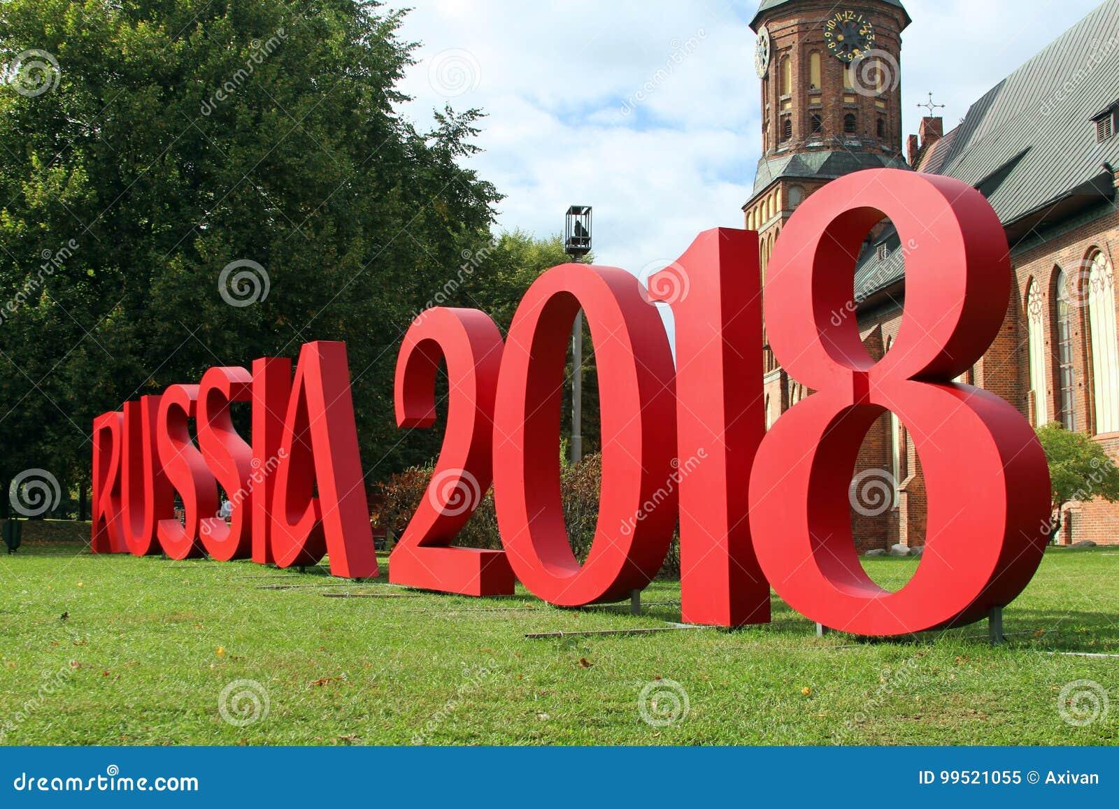 Ryssland 2018