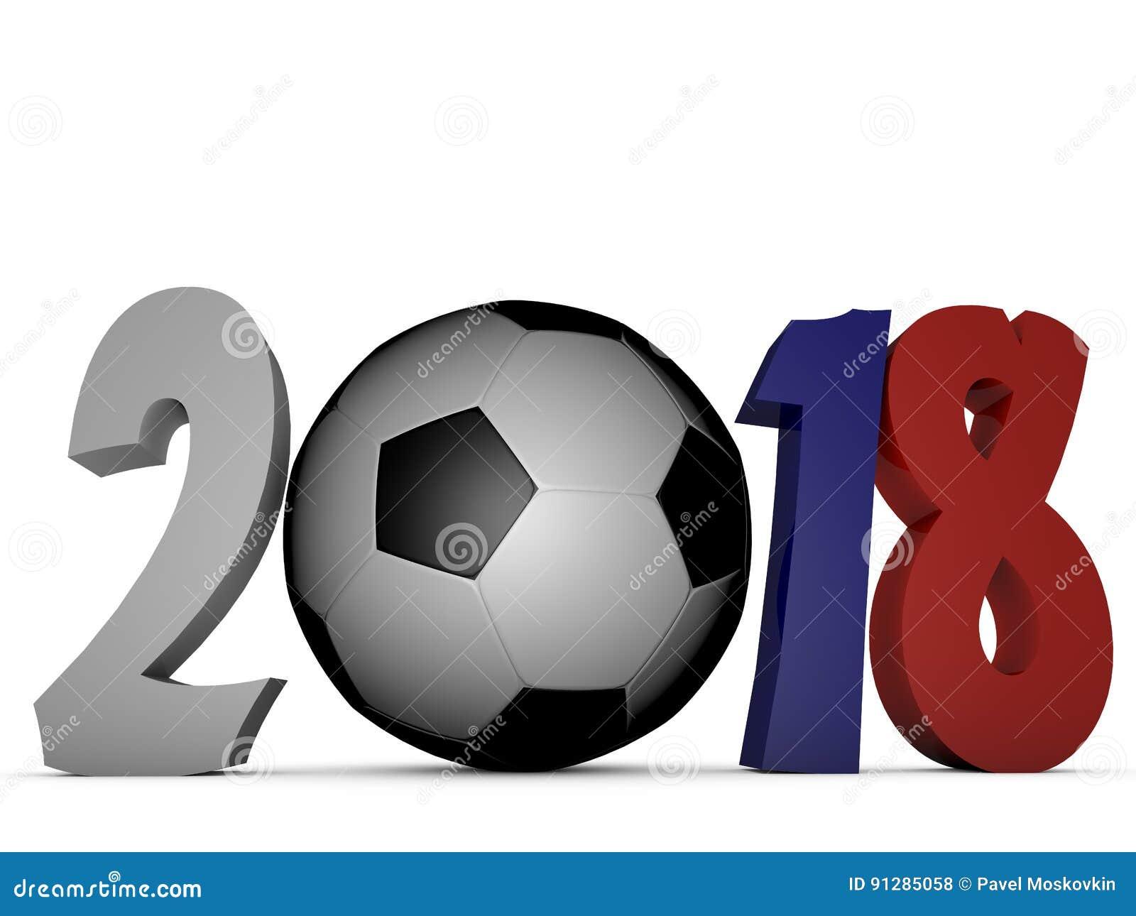 Ryssland fotbollvärldscup 2018