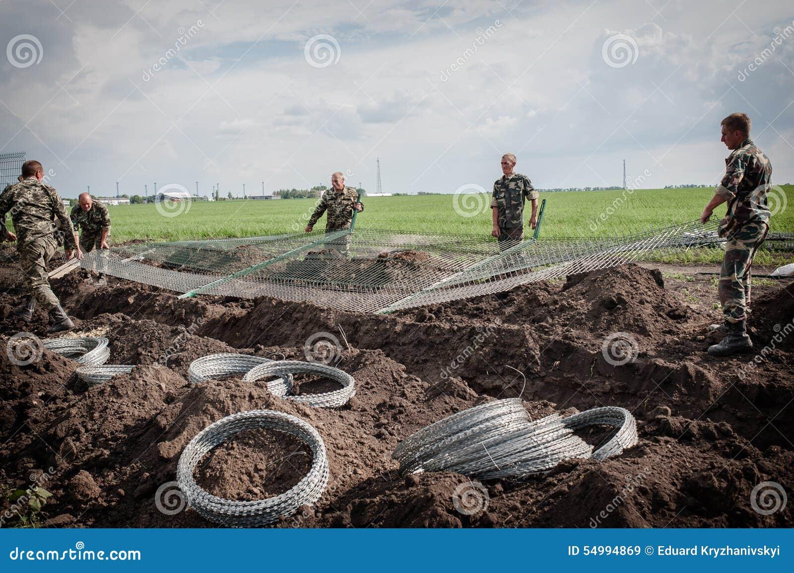 Ukraina fore ryssland