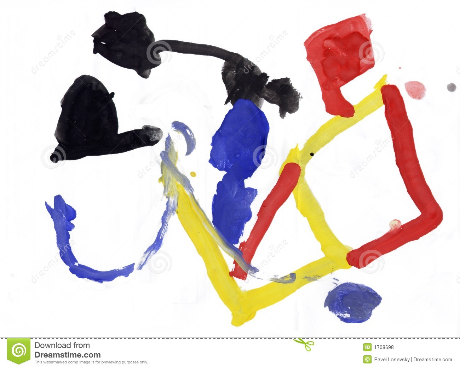 Rysunek dziecka
