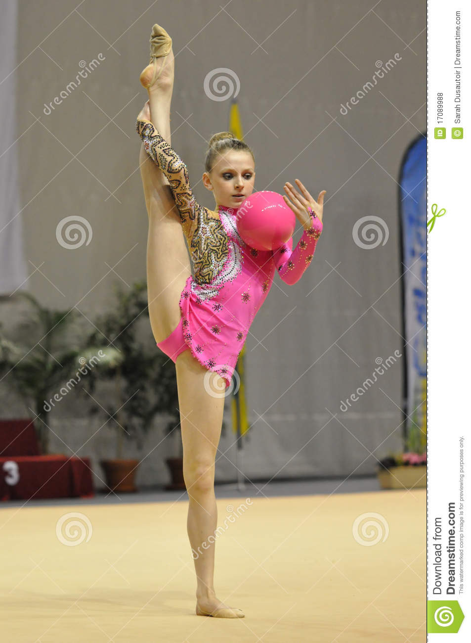 gymnastic junior Rythmic gymnastic ...