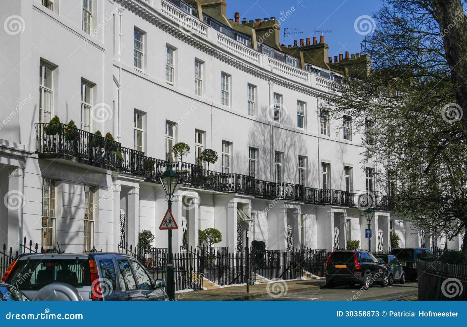 Rząd domy w Londyn