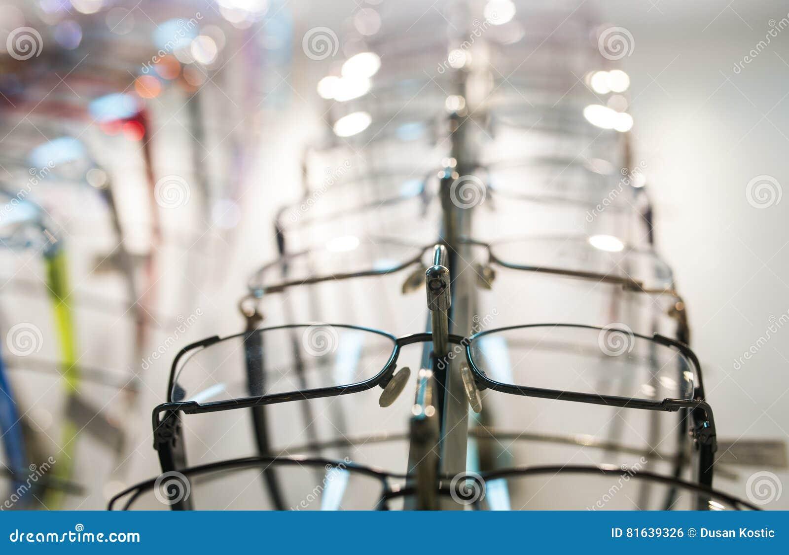 Rząd eyeglass