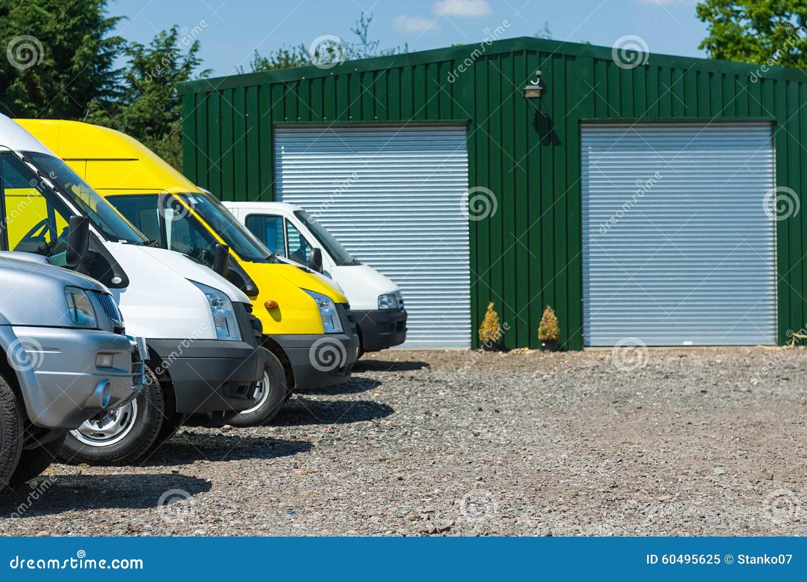 Rząd samochody dostawczy
