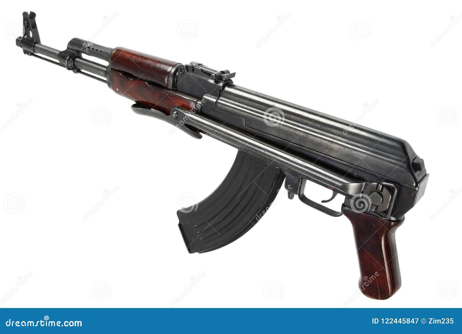 Rzadki model AK - 47 od 1954 karabinu szturmowego