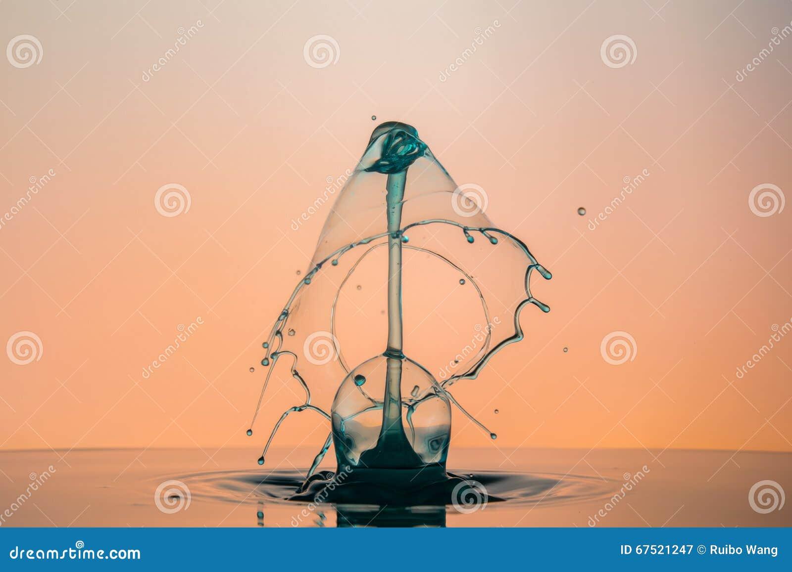 Rzeźba ciecz