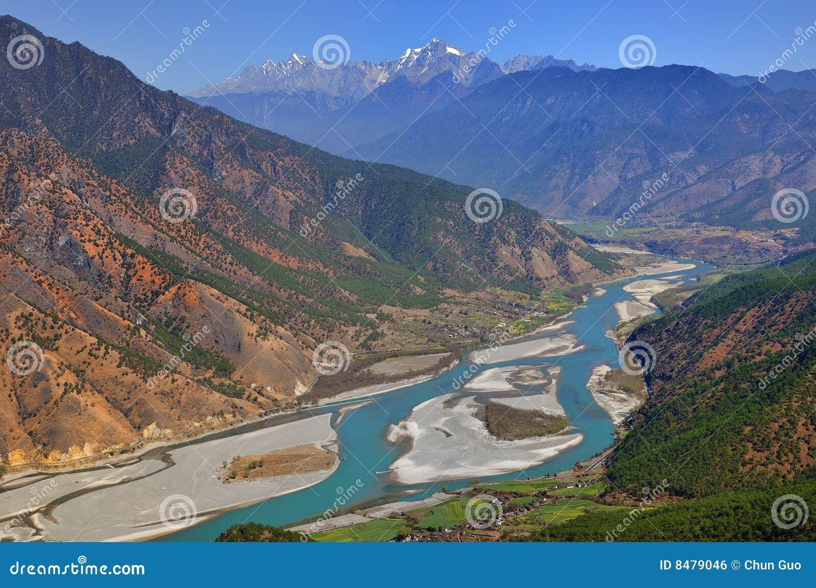 Rzeczny Yangtze
