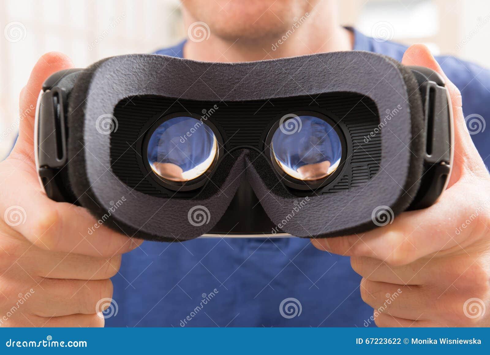 Rzeczywistości wirtualnej słuchawki