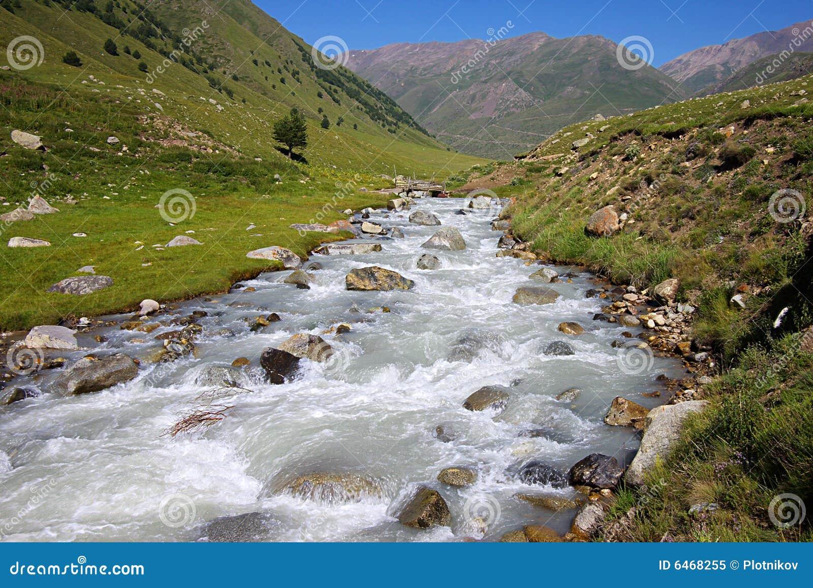 Rzeka krajobrazowa