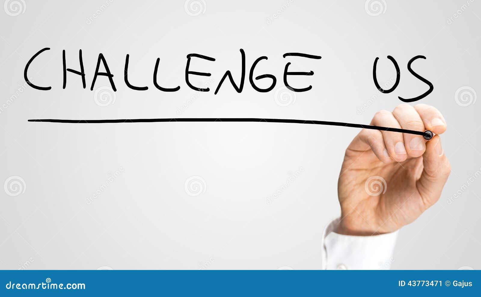 Rzuca wyzwanie my