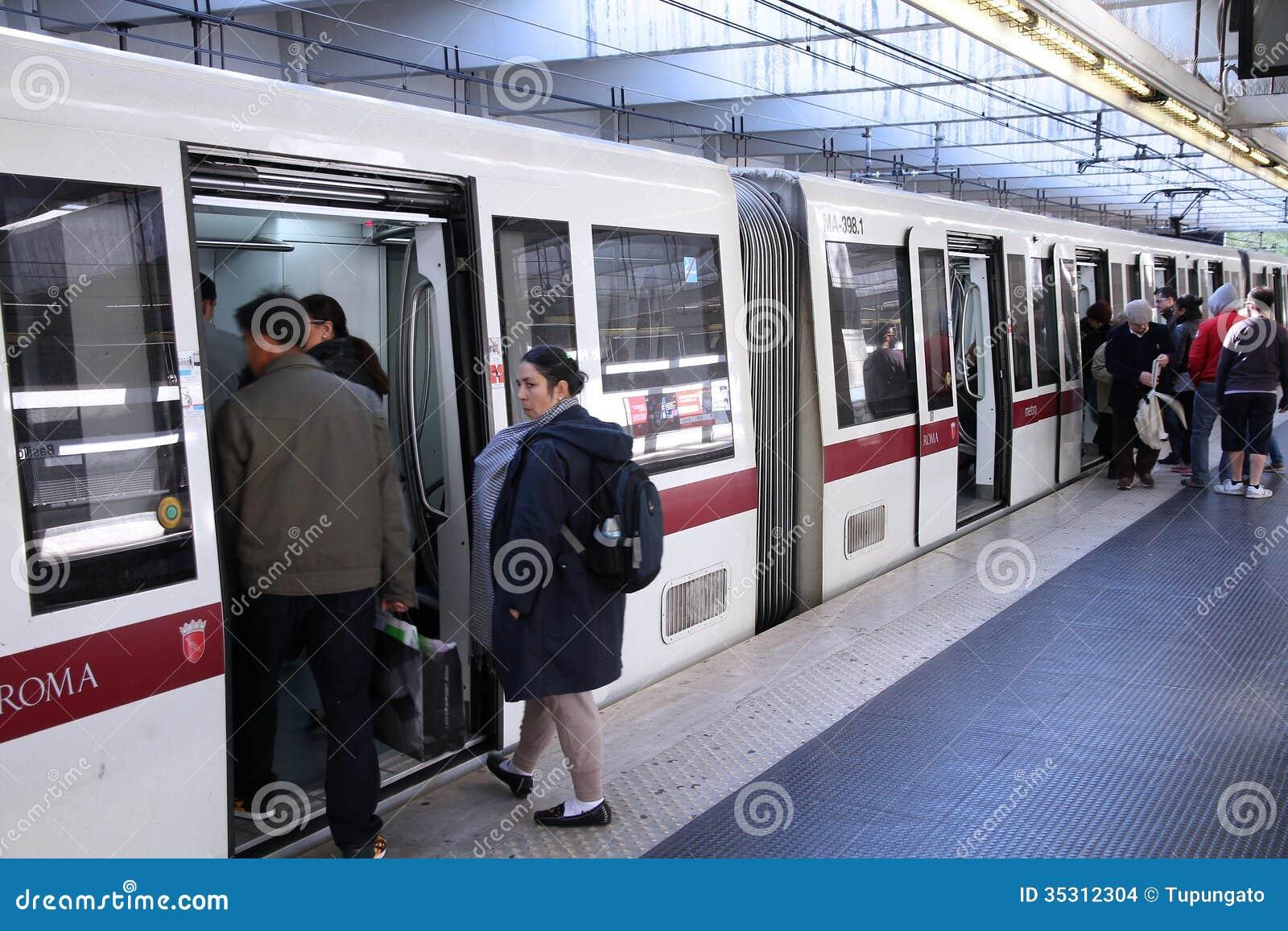 Rzym metro