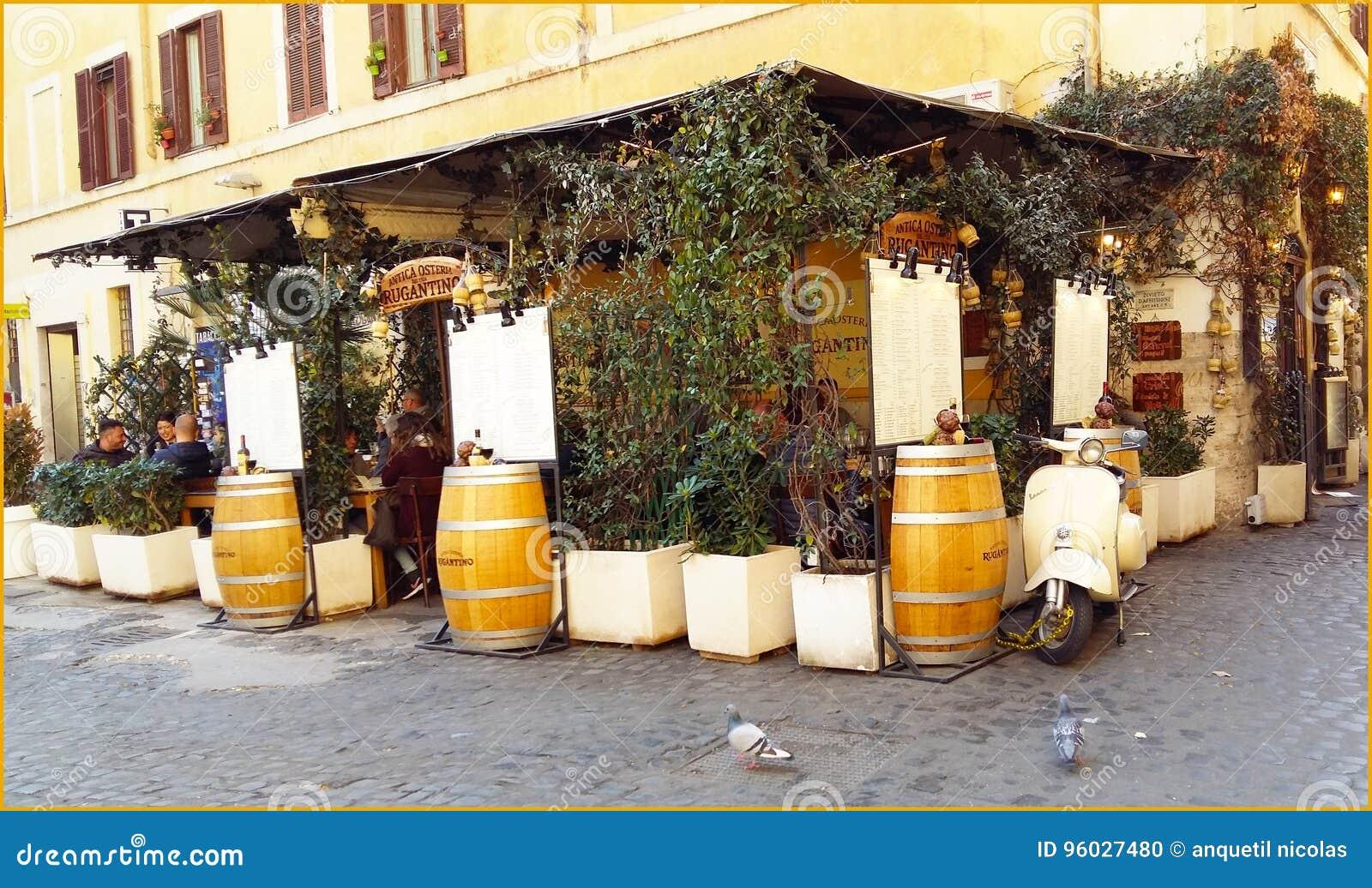 Rzym restauracja