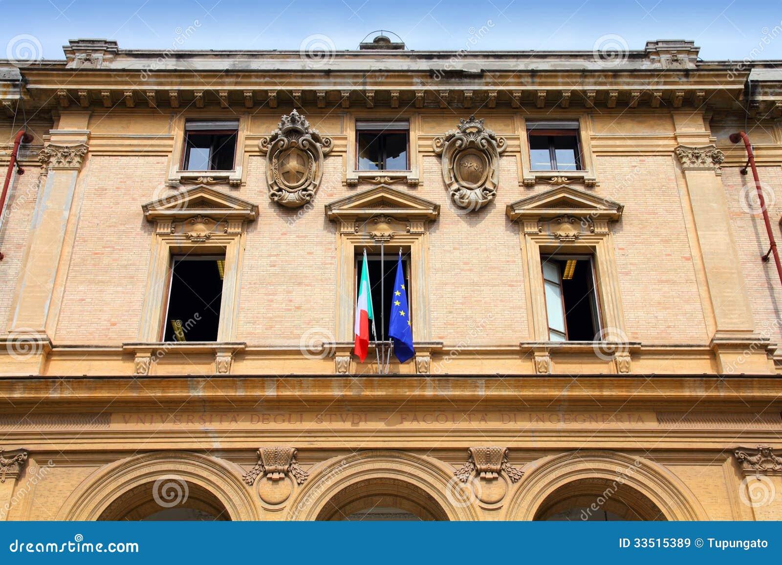 Rzym uniwersytet