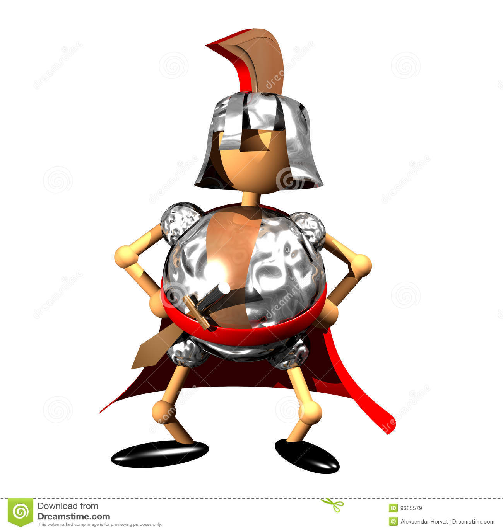 Rzymski clipart legionnaire