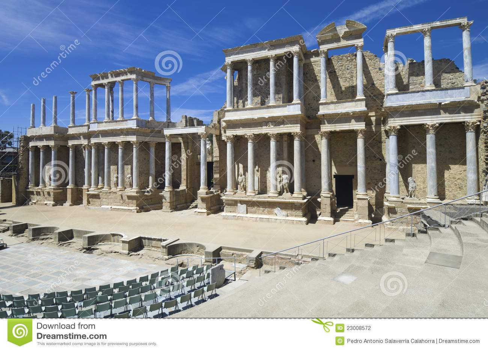 Rzymski teatr