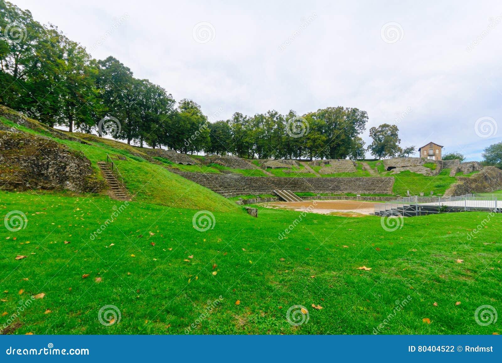 Rzymski teatr zostaje w Autun