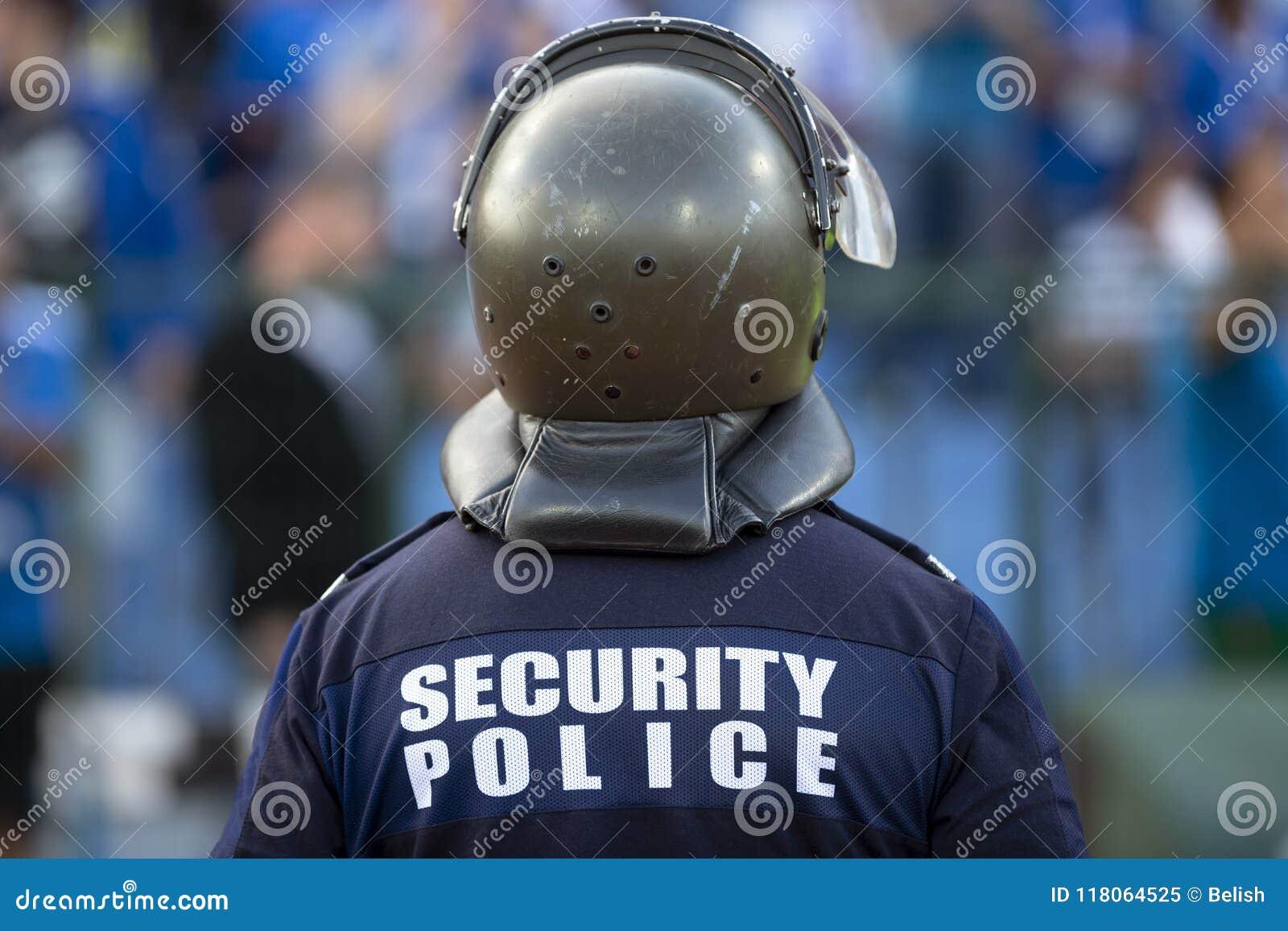 Säkerhetspolistjänsteman