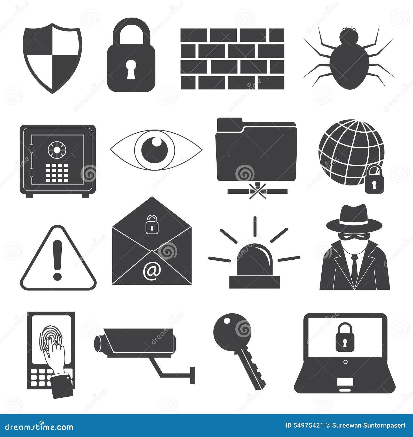 Säkerhetssymbolsuppsättning