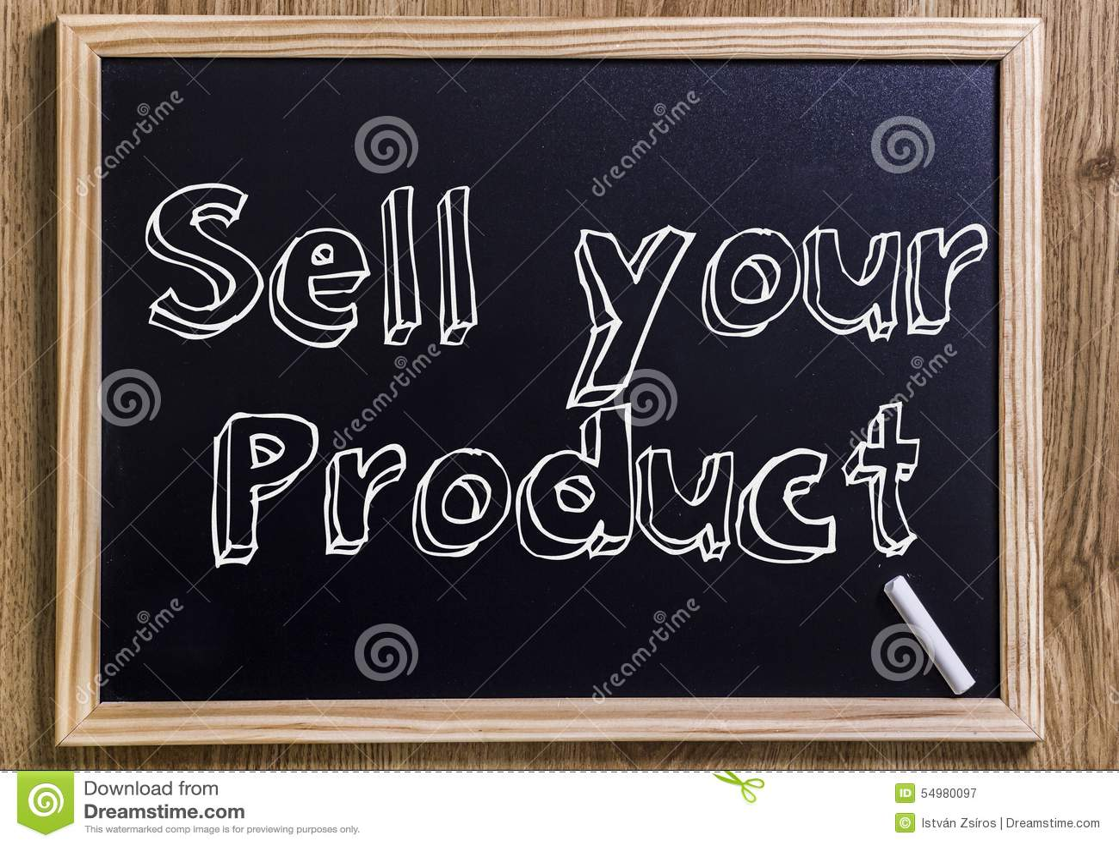 Sälj din produkt