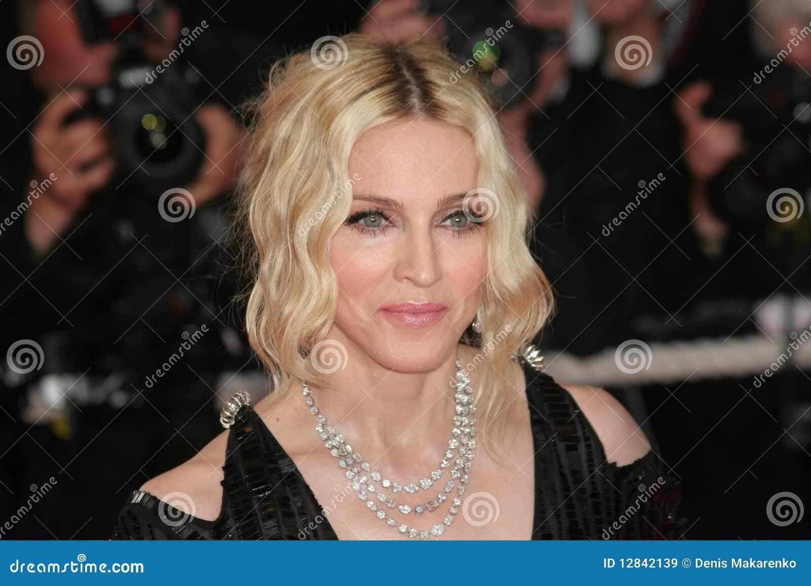 Sänger Madonna