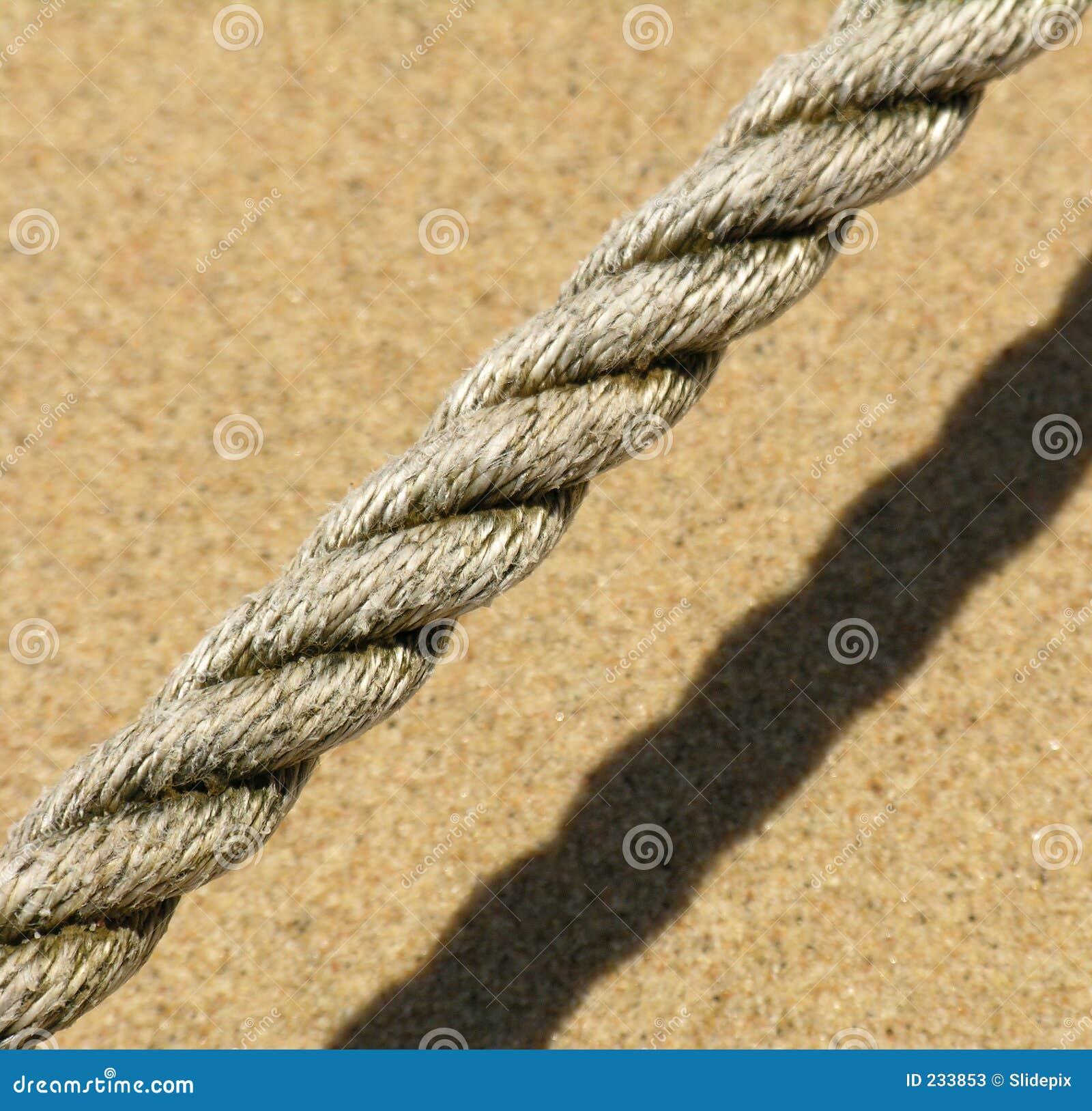Sätta på land repet