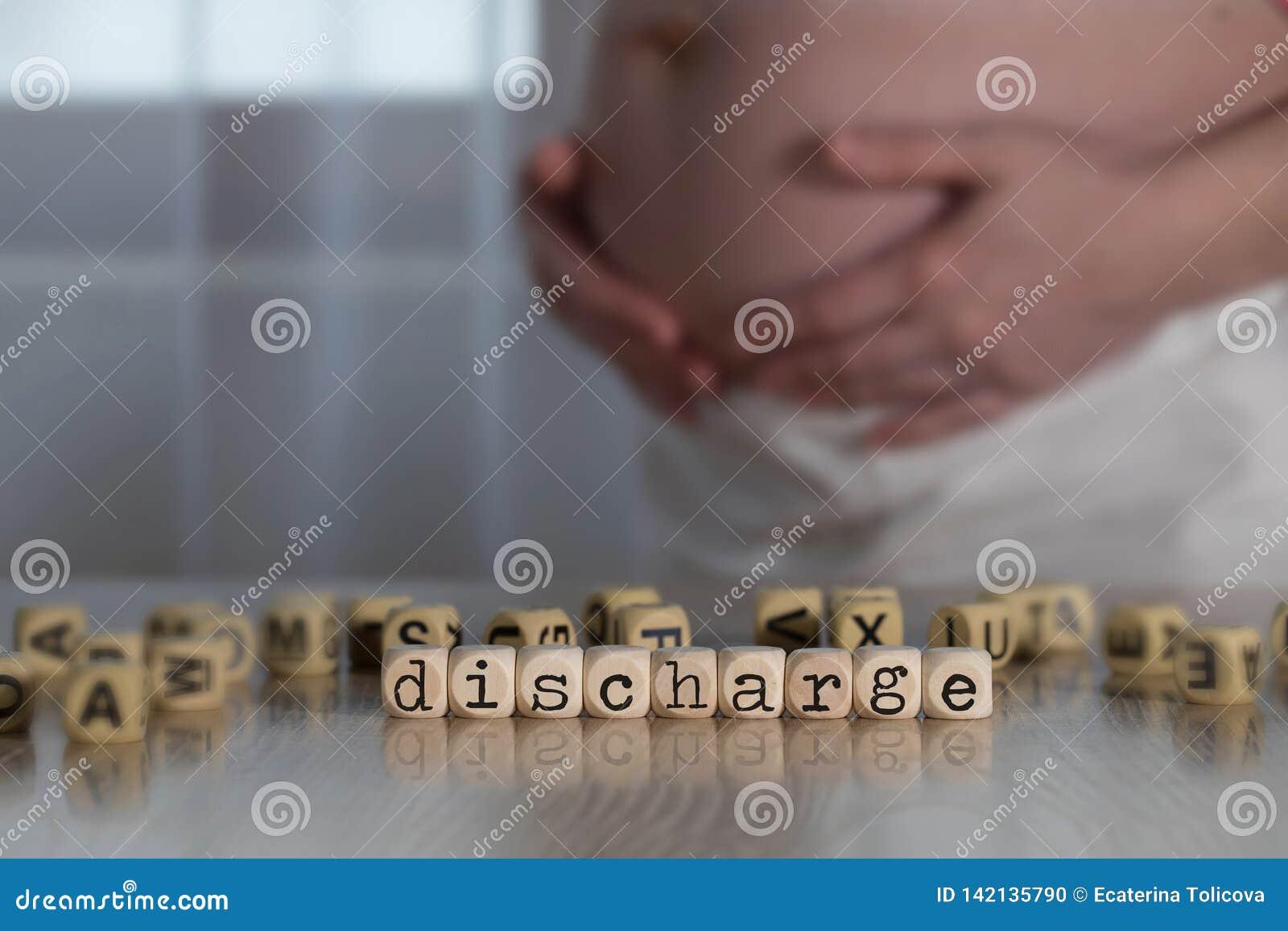 Słowa rozładowanie komponujący drewniani listy