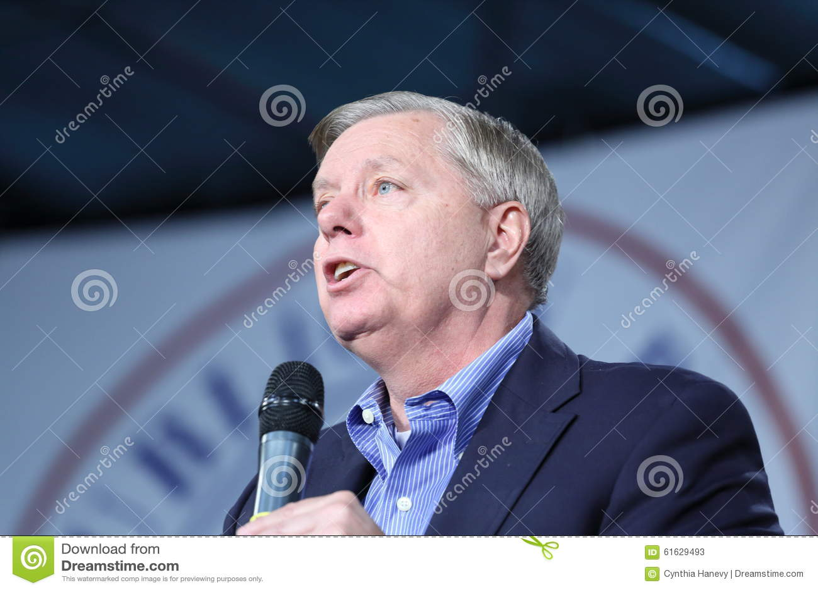 Sénateur des Etats-Unis de la Caroline du Sud, Lindsey Graham