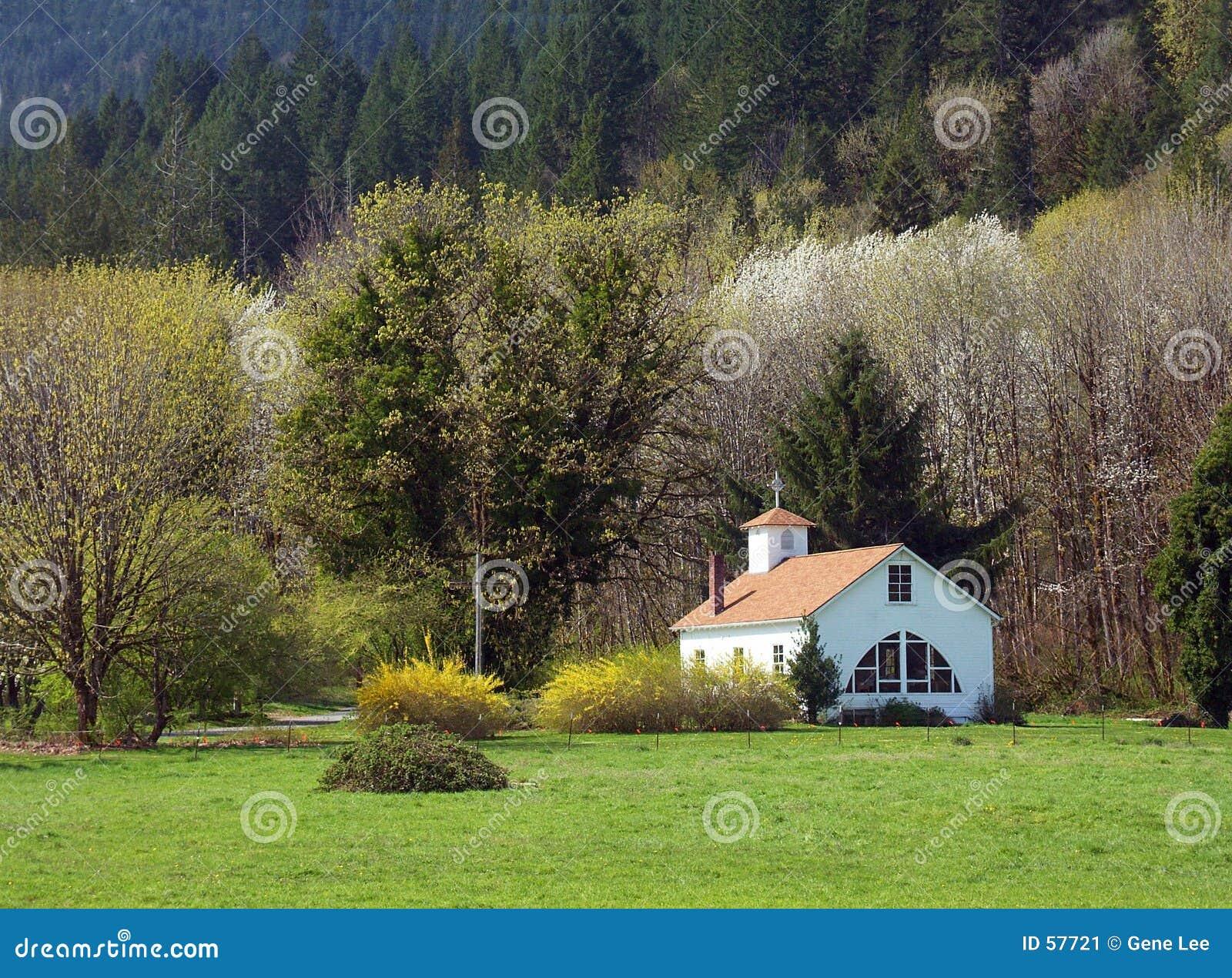 Download Sérénité image stock. Image du serein, printemps, arbres - 57721