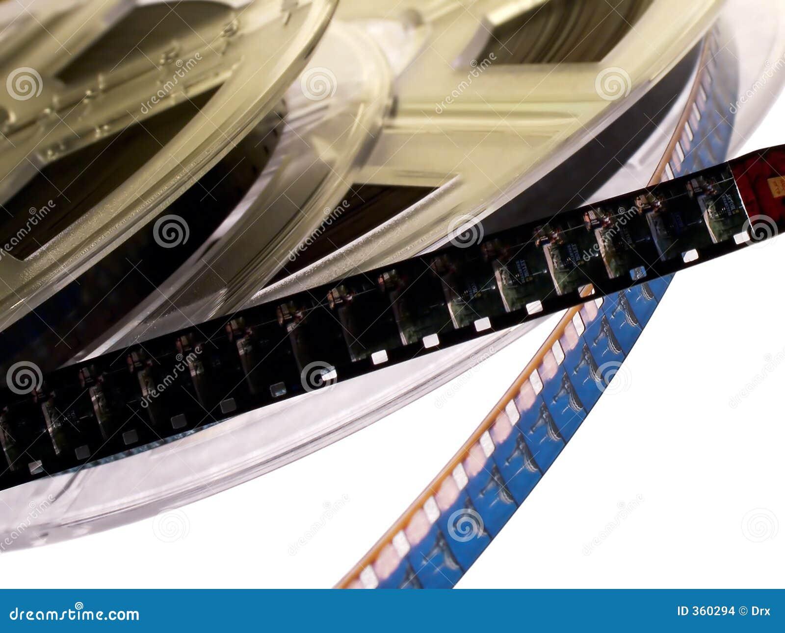 Série 10 de bobine de film
