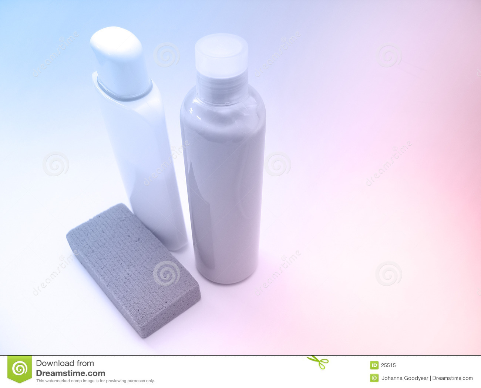 Série 2 de lotion