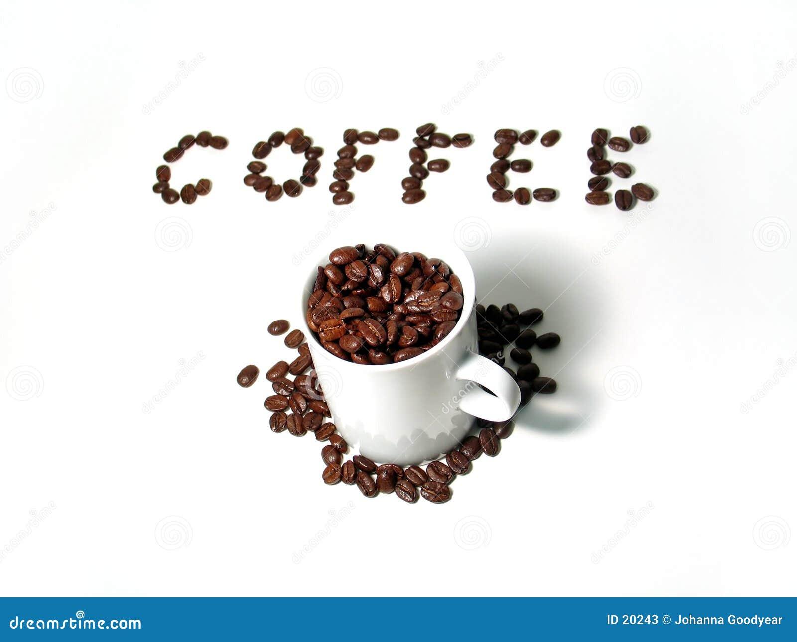Série 4 de café