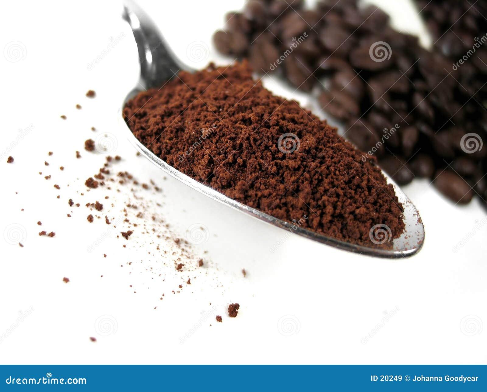 Série 7 de café