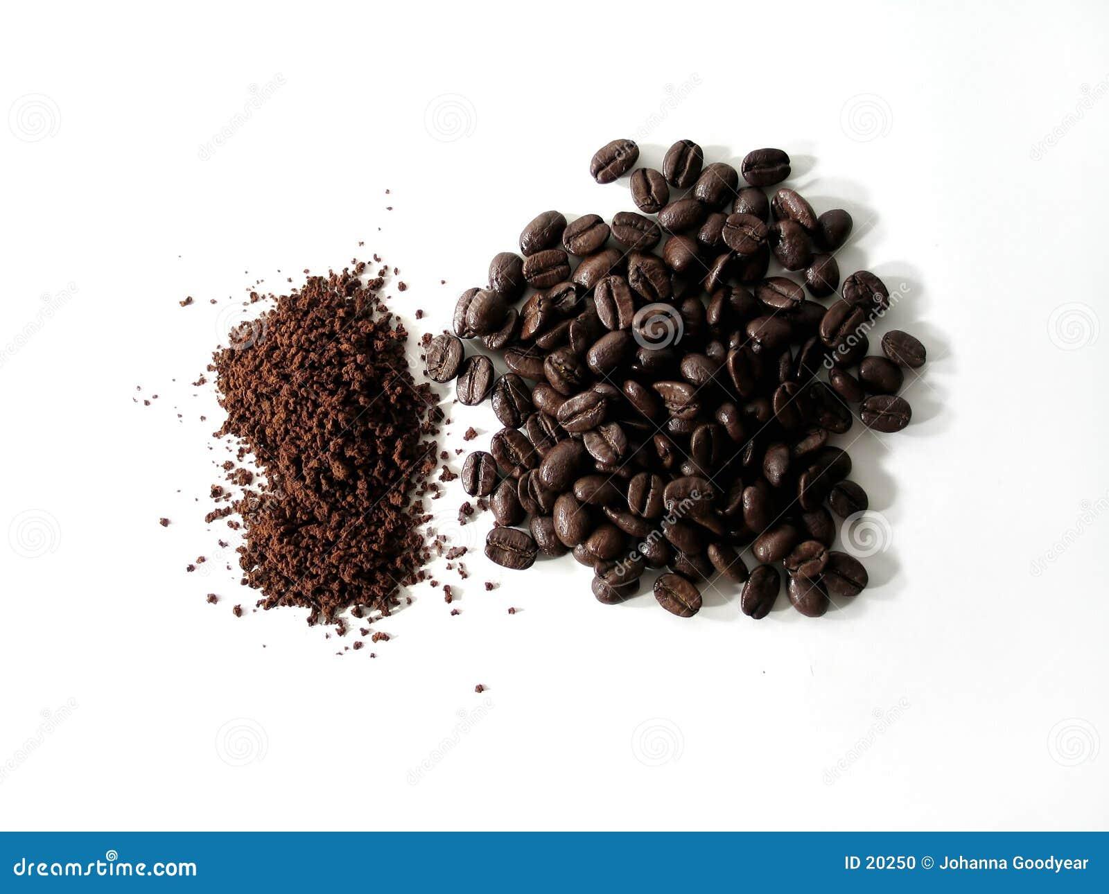 Série 8 de café